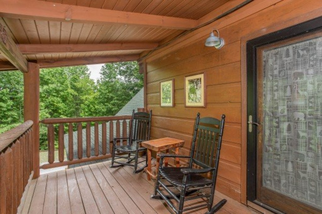 Photo of a Sevierville Cabin named Aw Paw's Place - This is the twenty-first photo in the set.