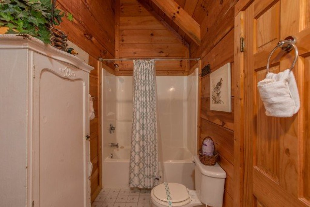 Photo of a Sevierville Cabin named Aw Paw's Place - This is the eighteenth photo in the set.