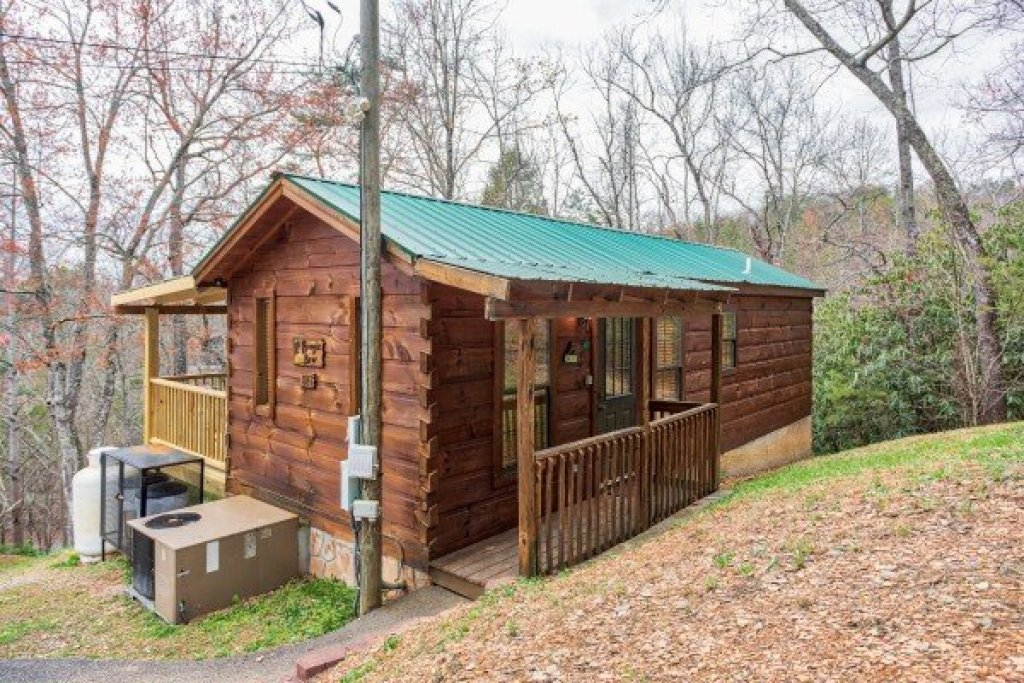 Photo of a Gatlinburg Cabin named Boogie Bear - This is the twelfth photo in the set.