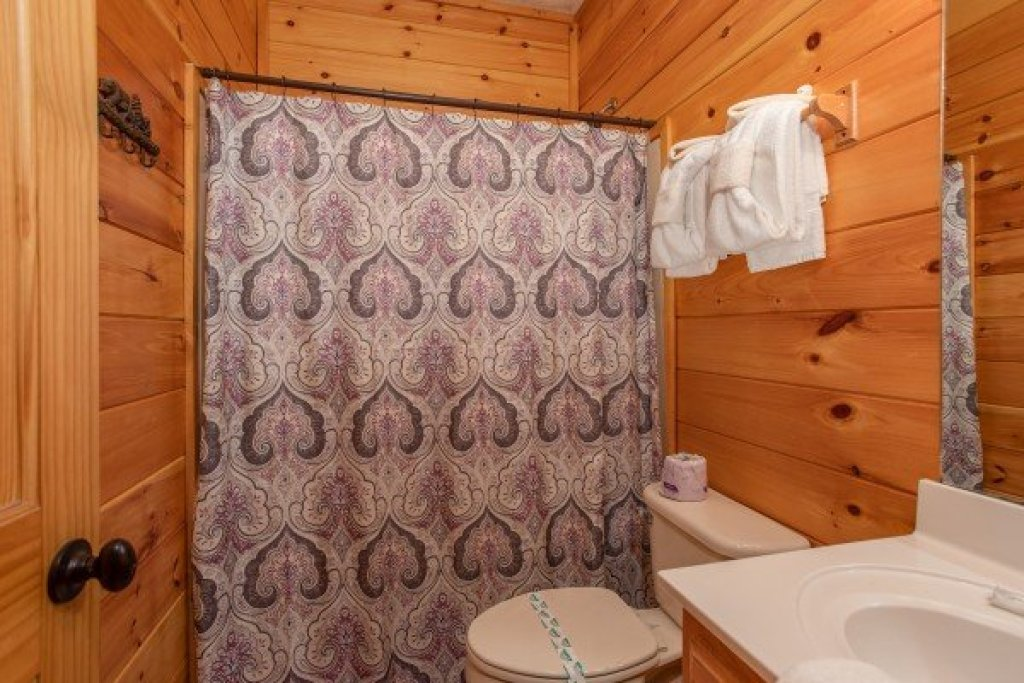 Photo of a Pigeon Forge Cabin named The Cowboy Way - This is the twenty-sixth photo in the set.