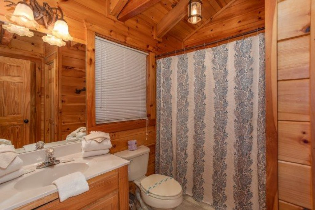 Photo of a Pigeon Forge Cabin named The Cowboy Way - This is the seventeenth photo in the set.
