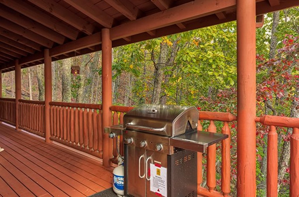 Photo of a Sevierville Cabin named Mountain Wonderland - This is the eleventh photo in the set.