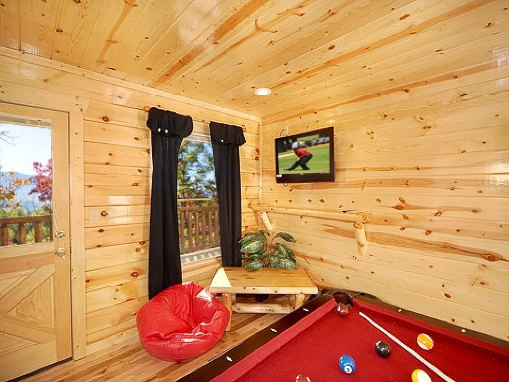 Photo of a Gatlinburg Cabin named Natural Wonder - This is the eighth photo in the set.