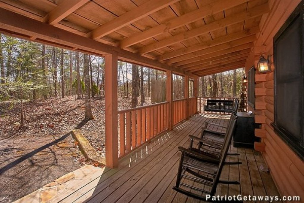 Photo of a Sevierville Cabin named Stags Leap - This is the twentieth photo in the set.