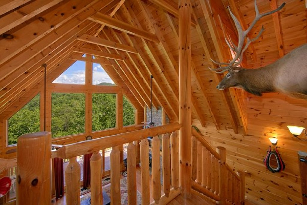 Photo of a Sevierville Cabin named Mountain Wonderland - This is the fifteenth photo in the set.