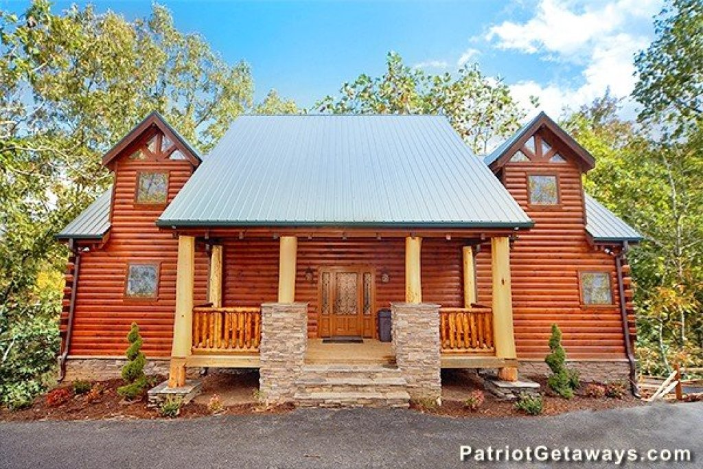 Photo of a Gatlinburg Cabin named Incredible! - This is the thirty-third photo in the set.