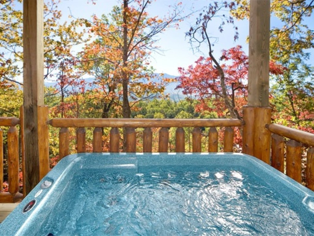 Photo of a Gatlinburg Cabin named Natural Wonder - This is the sixteenth photo in the set.