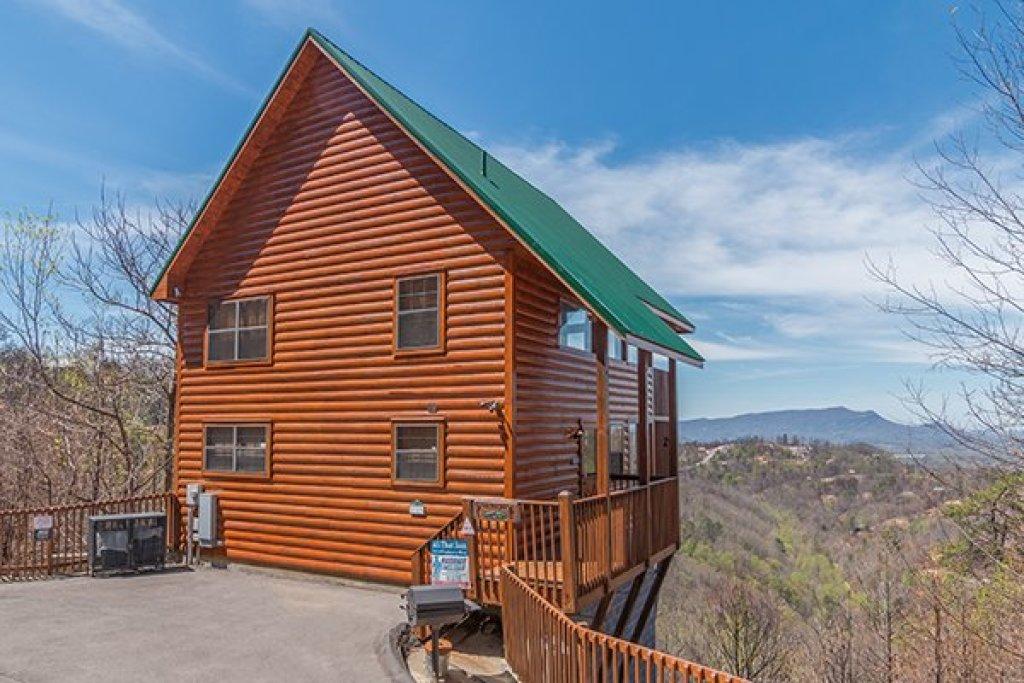 Photo of a Pigeon Forge Cabin named All That Jazz - This is the thirty-first photo in the set.