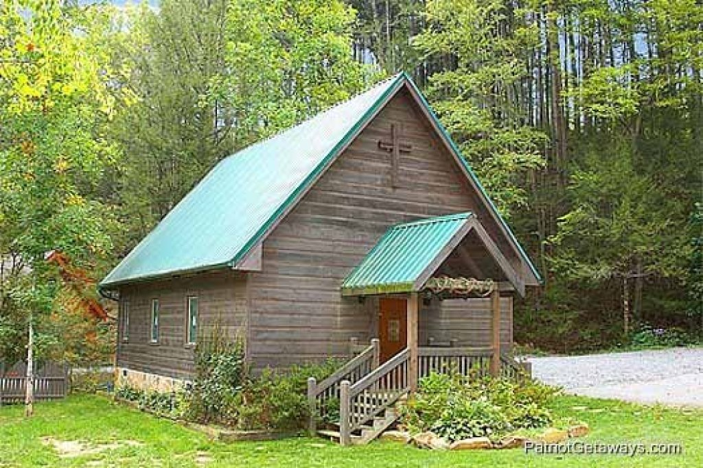 Photo of a Sevierville Cabin named Flying With Eagles - This is the twenty-first photo in the set.
