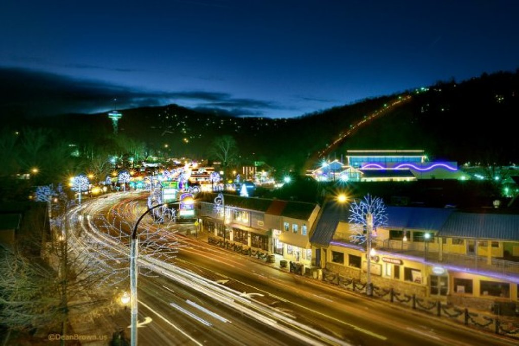 Photo of a Gatlinburg Cabin named Ivy Lodge - This is the nineteenth photo in the set.
