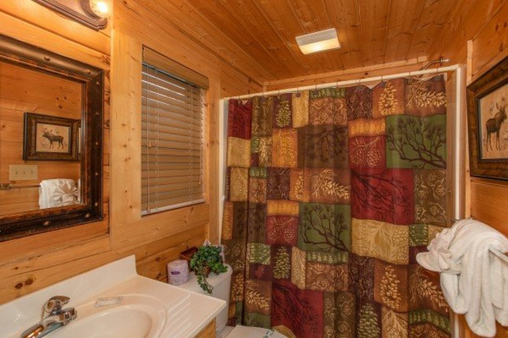 Photo of a Sevierville Cabin named Let The Good Times Roll - This is the tenth photo in the set.