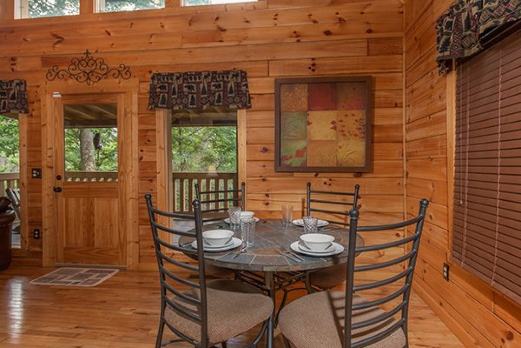 Photo of a Gatlinburg Cabin named Whisk-a-way Cabin - This is the seventh photo in the set.