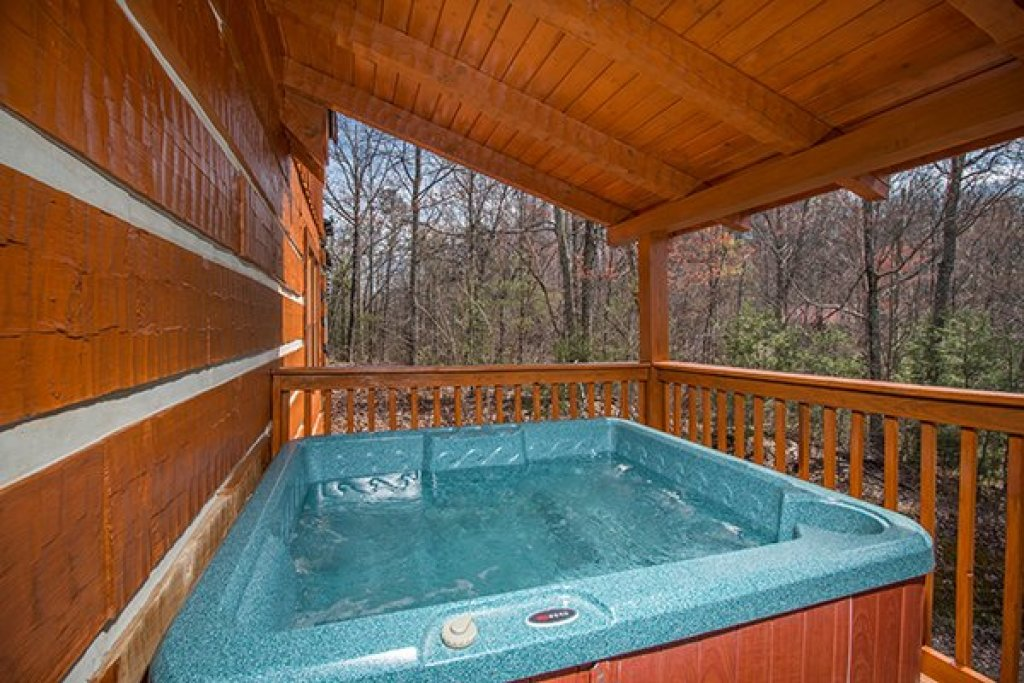 Photo of a Gatlinburg Cabin named Ella-vation - This is the thirteenth photo in the set.