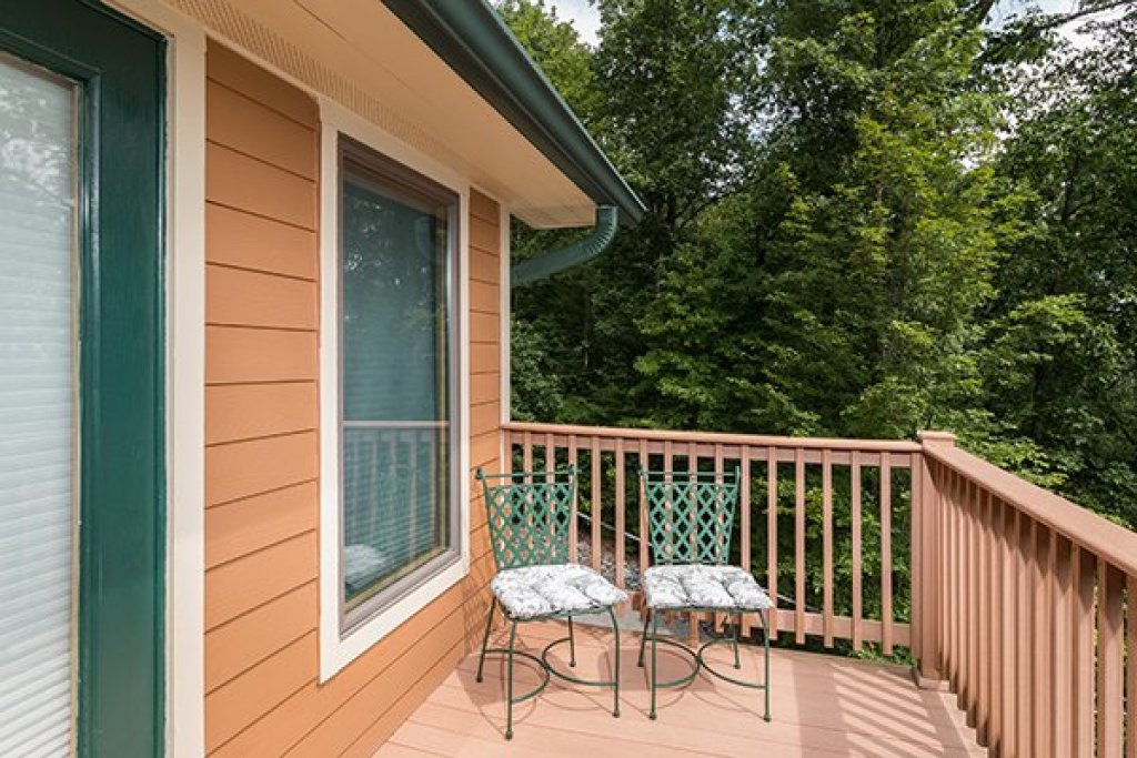 Photo of a Sevierville Cabin named Sky View - This is the twenty-seventh photo in the set.
