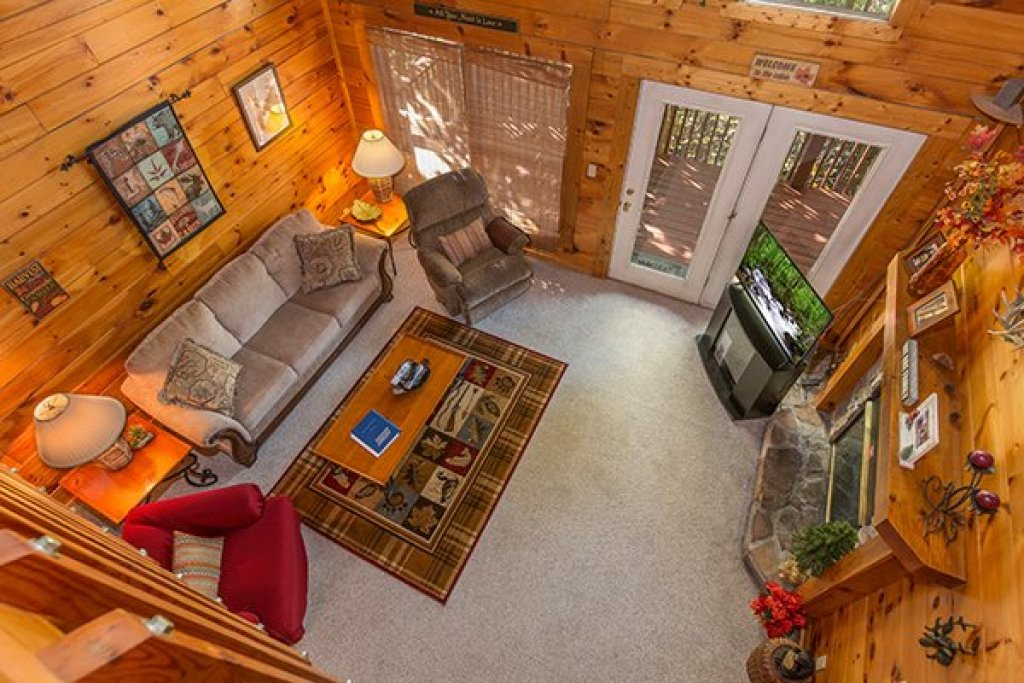 Photo of a Gatlinburg Cabin named A Honeymoon Haven - This is the tenth photo in the set.