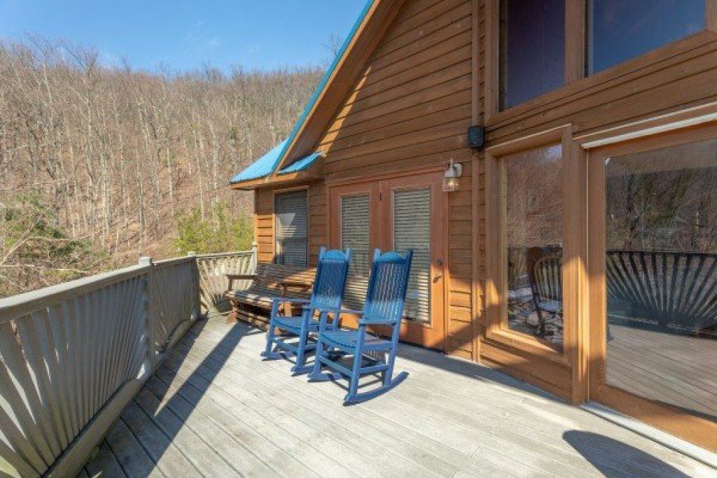 Photo of a Sevierville Cabin named About Time - This is the eighth photo in the set.