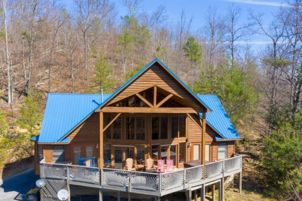 Photo of a Sevierville Cabin named About Time - This is the twenty-second photo in the set.