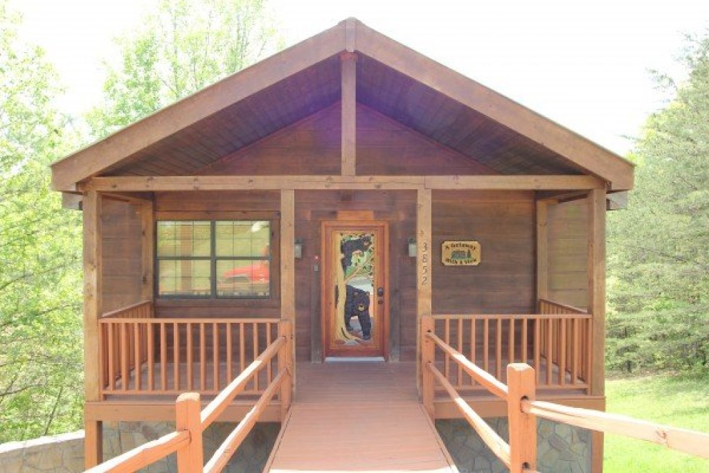 Photo of a Pigeon Forge Cabin named A Getaway With A View - This is the nineteenth photo in the set.
