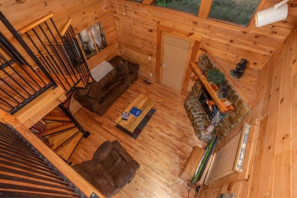 Photo of a Gatlinburg Cabin named Dreams Do Come True - This is the twelfth photo in the set.