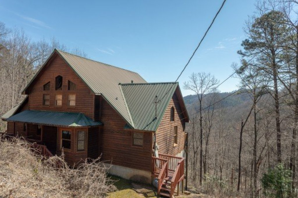 Photo of a Pigeon Forge Cabin named Kaleidoscope - This is the seventeenth photo in the set.