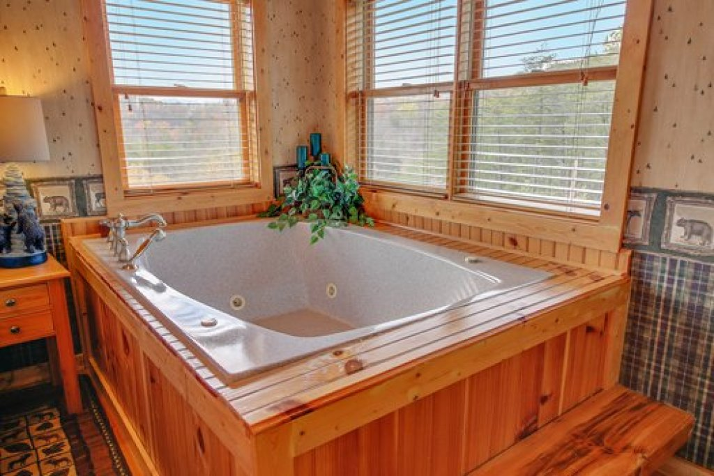 Photo of a Sevierville Cabin named Fox N Socks - This is the sixteenth photo in the set.