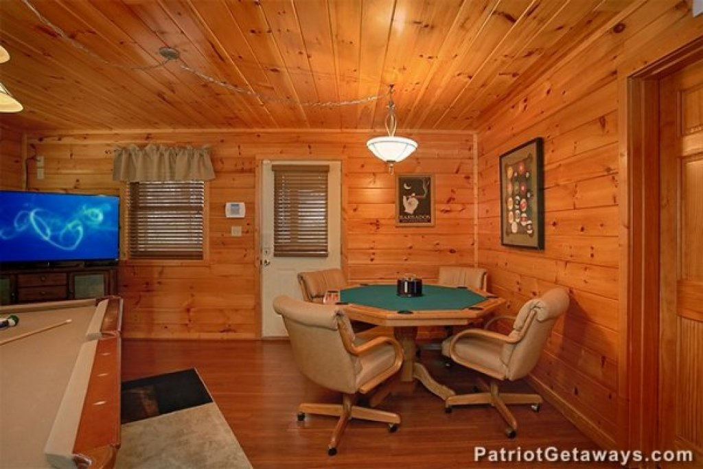 Photo of a Sevierville Cabin named Privacy & A View - This is the twelfth photo in the set.