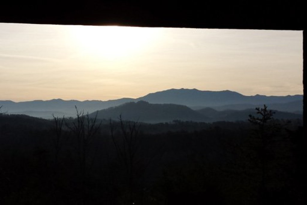 Photo of a Sevierville Cabin named Blue Mountain Views - This is the nineteenth photo in the set.