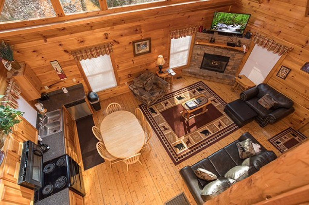 Photo of a Gatlinburg Cabin named Just Relax - This is the nineteenth photo in the set.