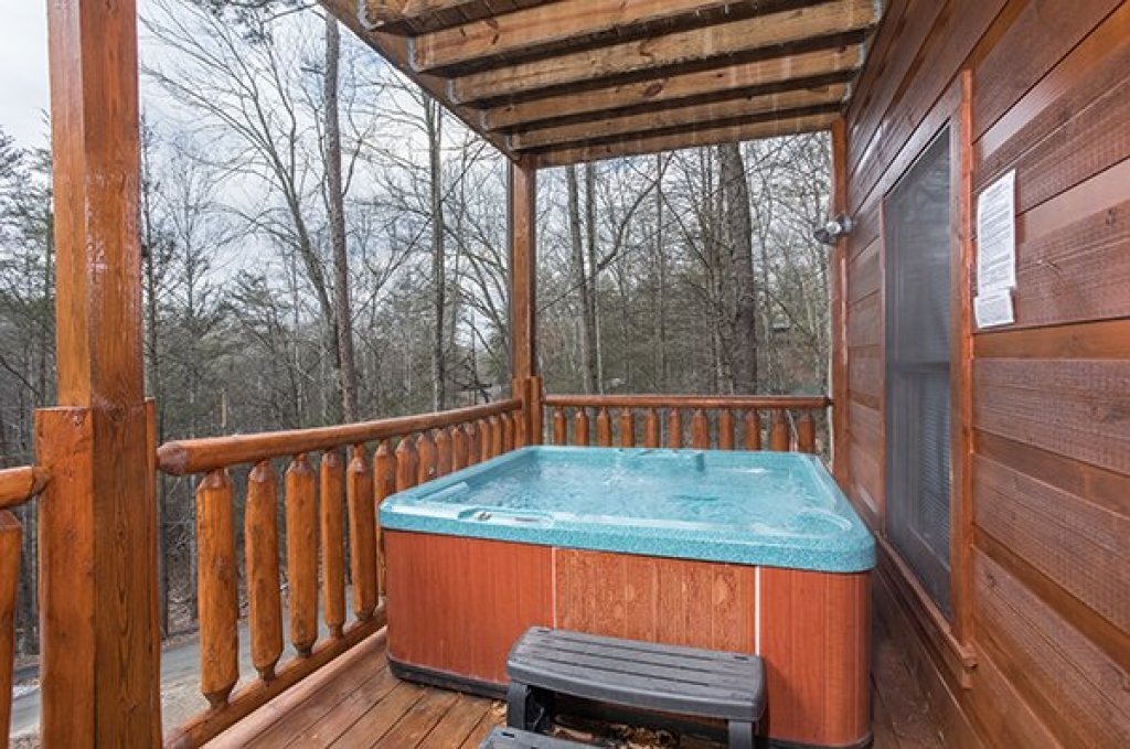 Photo of a Gatlinburg Cabin named Just Relax - This is the seventeenth photo in the set.