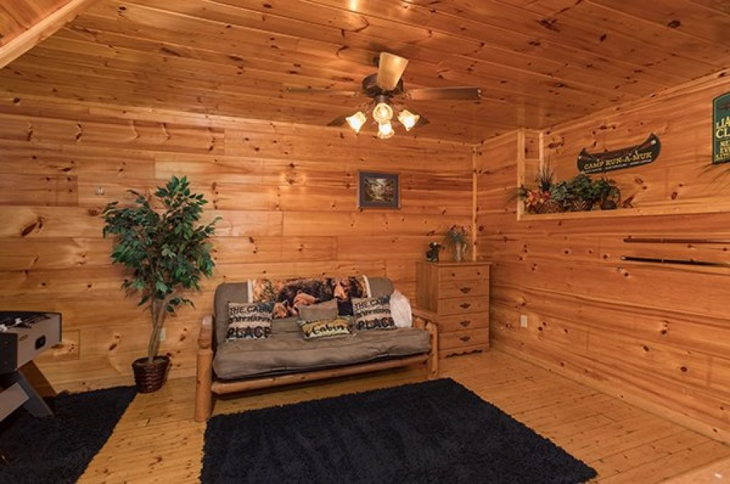 Photo of a Gatlinburg Cabin named Just Relax - This is the fifteenth photo in the set.
