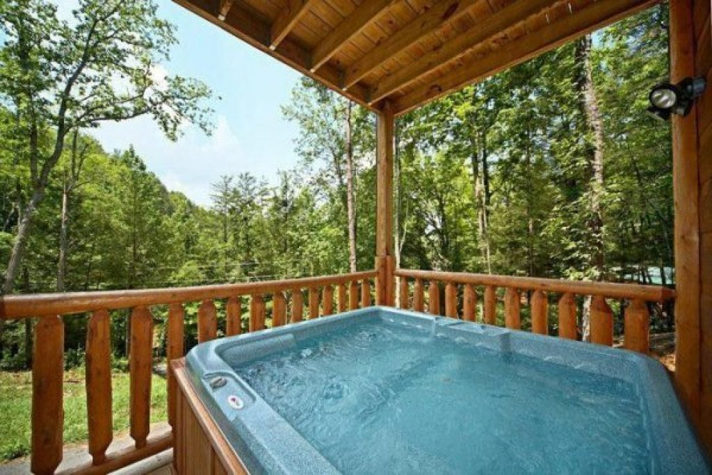 Photo of a Gatlinburg Cabin named Just Relax - This is the sixteenth photo in the set.
