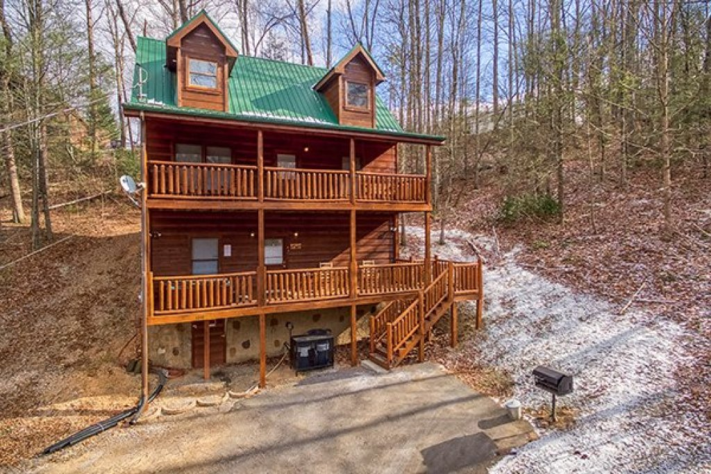 Photo of a Gatlinburg Cabin named Just Relax - This is the twenty-third photo in the set.