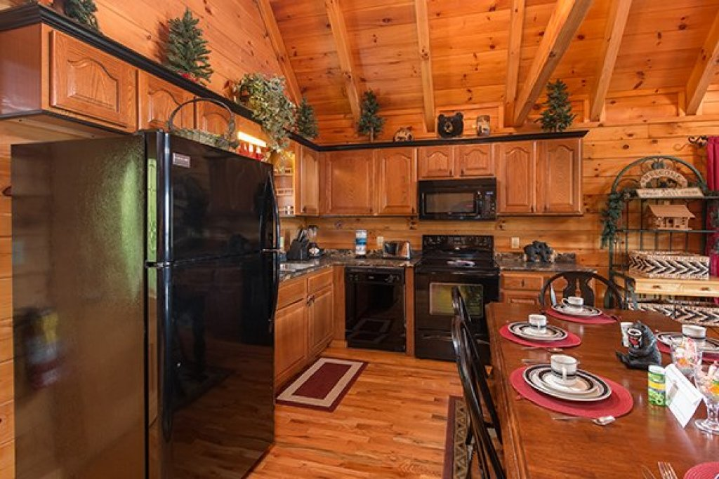 Photo of a Pigeon Forge cabin named 1 Amazing View - This is the eighth photo in the set.