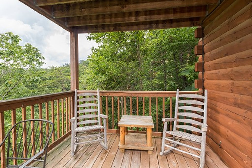 Photo of a Pigeon Forge cabin named 1 Amazing View - This is the twenty-second photo in the set.