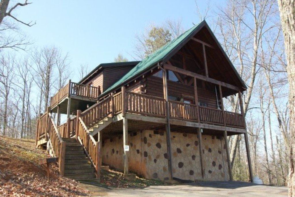 Photo of a Gatlinburg Cabin named Bear View Lodge - This is the twenty-second photo in the set.