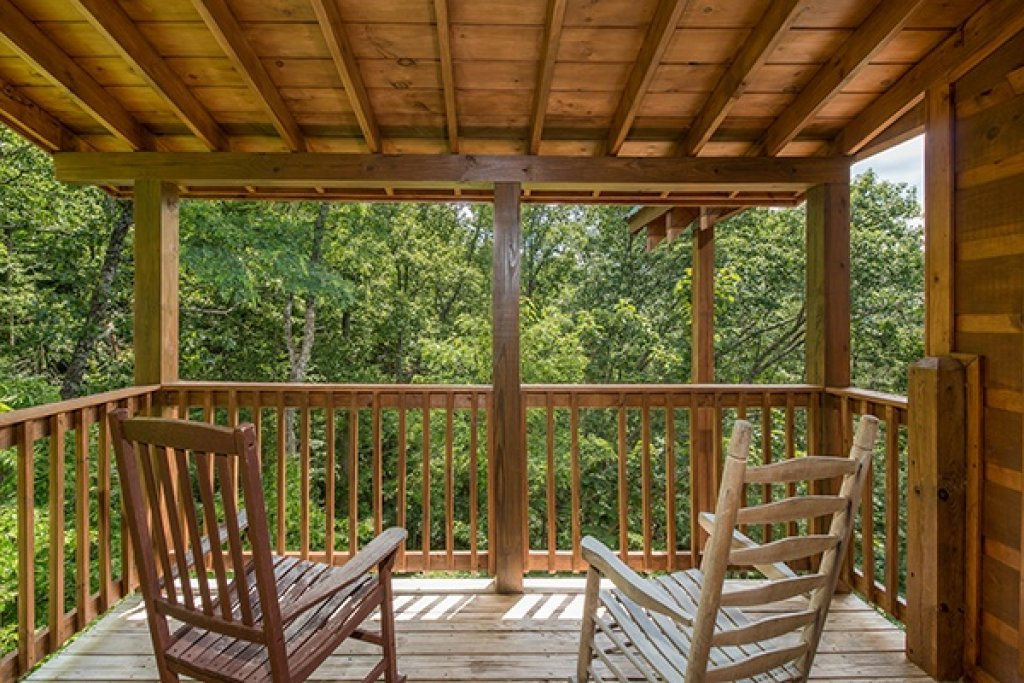 Photo of a Gatlinburg Cabin named Oh So Viewtiful - This is the twenty-second photo in the set.