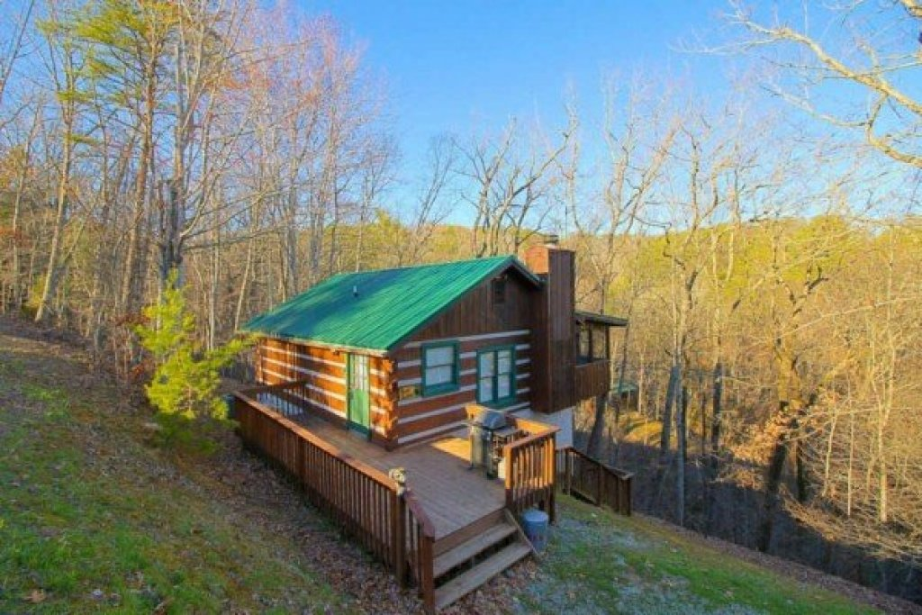 Photo of a Sevierville Cabin named Trails End - This is the fifteenth photo in the set.