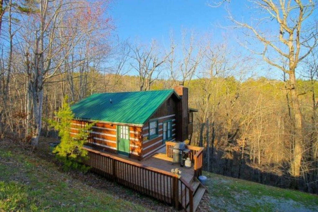 Photo of a Sevierville Cabin named Trails End - This is the fourteenth photo in the set.