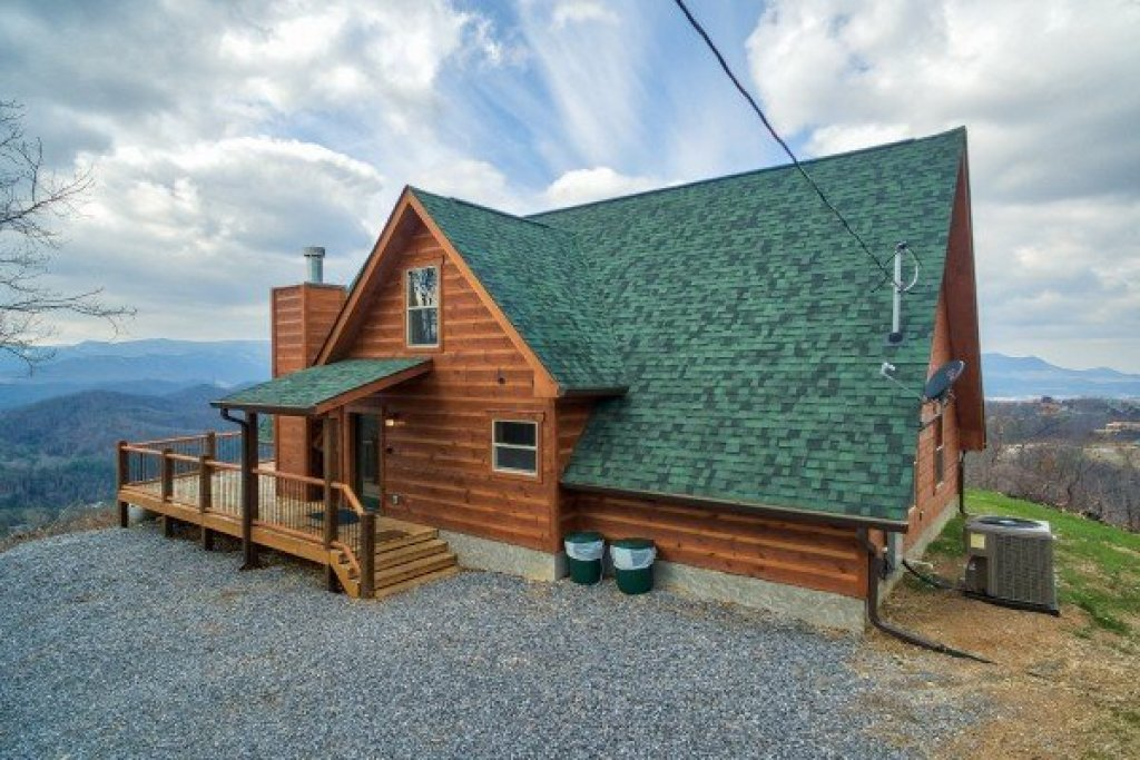 Photo of a Pigeon Forge Cabin named Pigeon Forge Panorama - This is the second photo in the set.