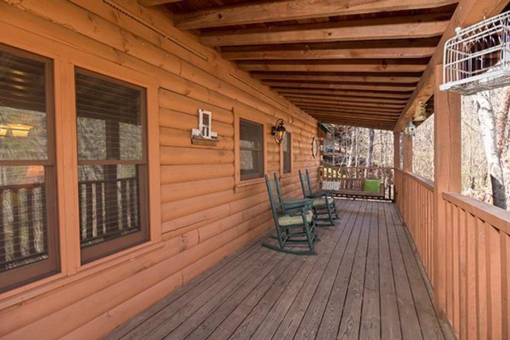 Photo of a Sevierville Cabin named Golden Memories - This is the twentieth photo in the set.