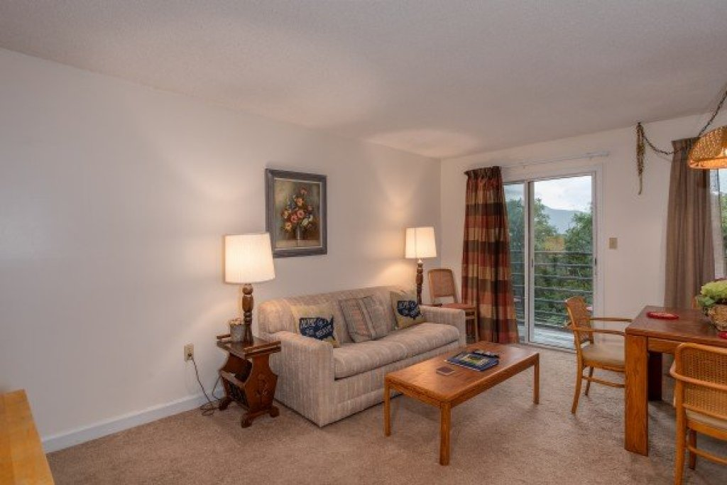 Photo of a Gatlinburg Condo named Summit Condo 1208 - This is the fifth photo in the set.