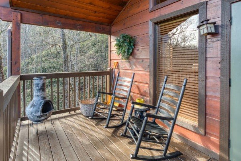 Photo of a Sevierville Cabin named Secluded View - This is the thirteenth photo in the set.
