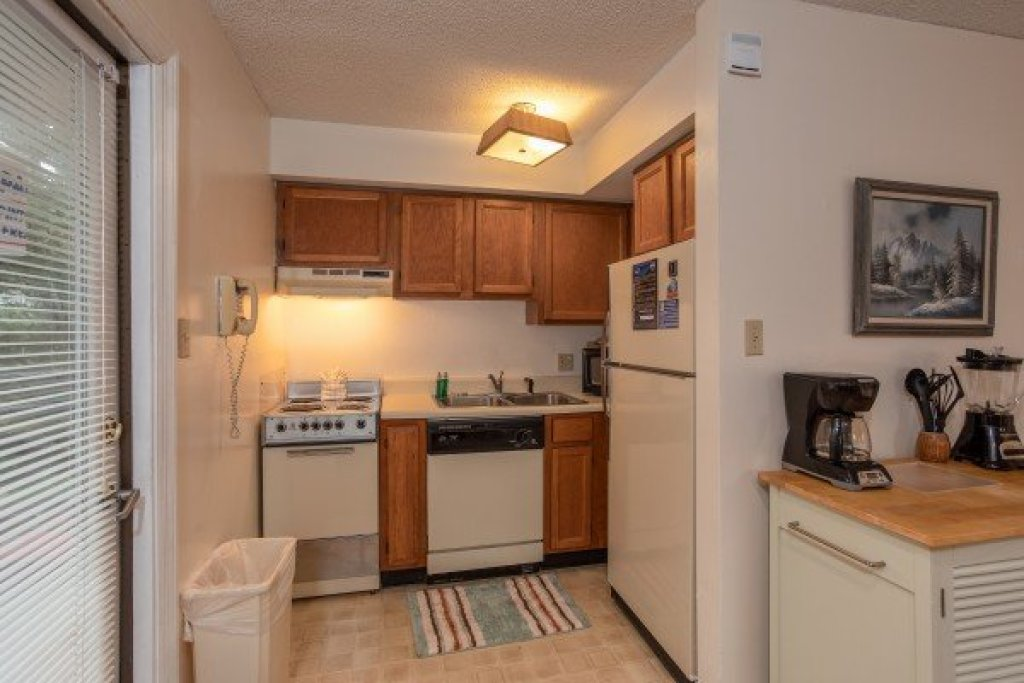 Photo of a Gatlinburg Condo named Summit Condo 1208 - This is the seventh photo in the set.