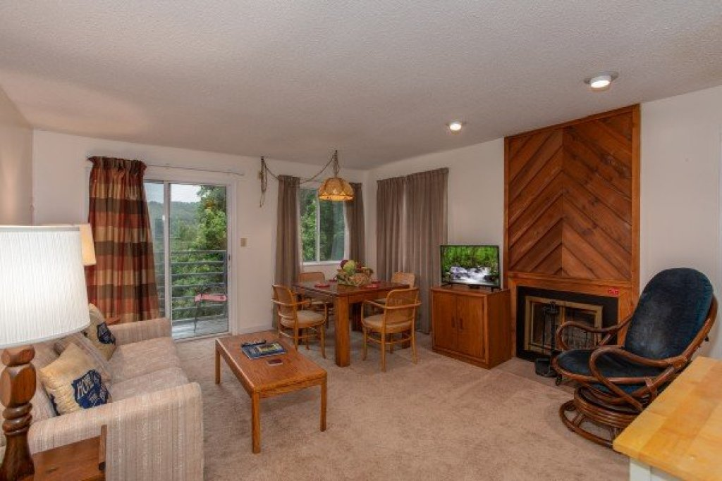 Photo of a Gatlinburg Condo named Summit Condo 1208 - This is the fourth photo in the set.