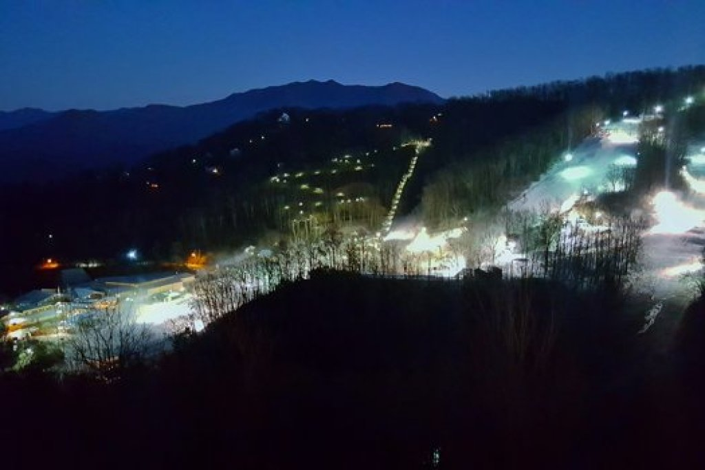 Photo of a Gatlinburg Condo named Summit Condo 1208 - This is the twenty-sixth photo in the set.