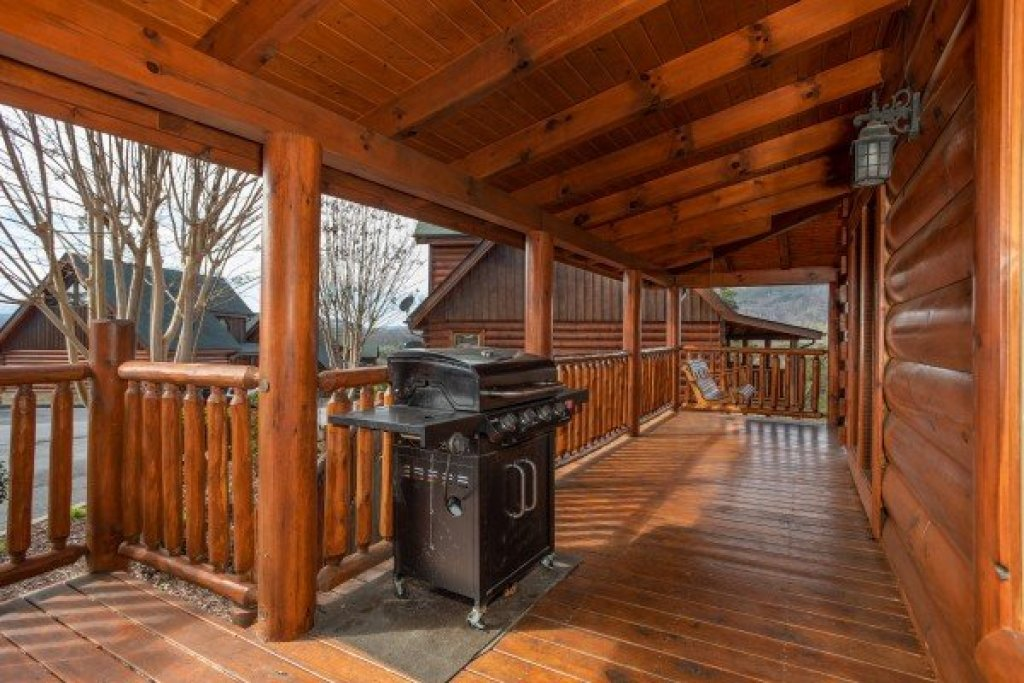Photo of a Sevierville Cabin named Better View - This is the eighth photo in the set.