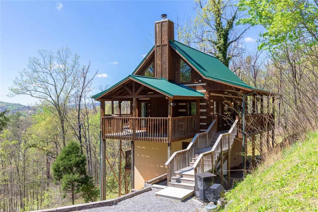 Photo of a Gatlinburg Cabin named Sweet Surrender - This is the twenty-second photo in the set.