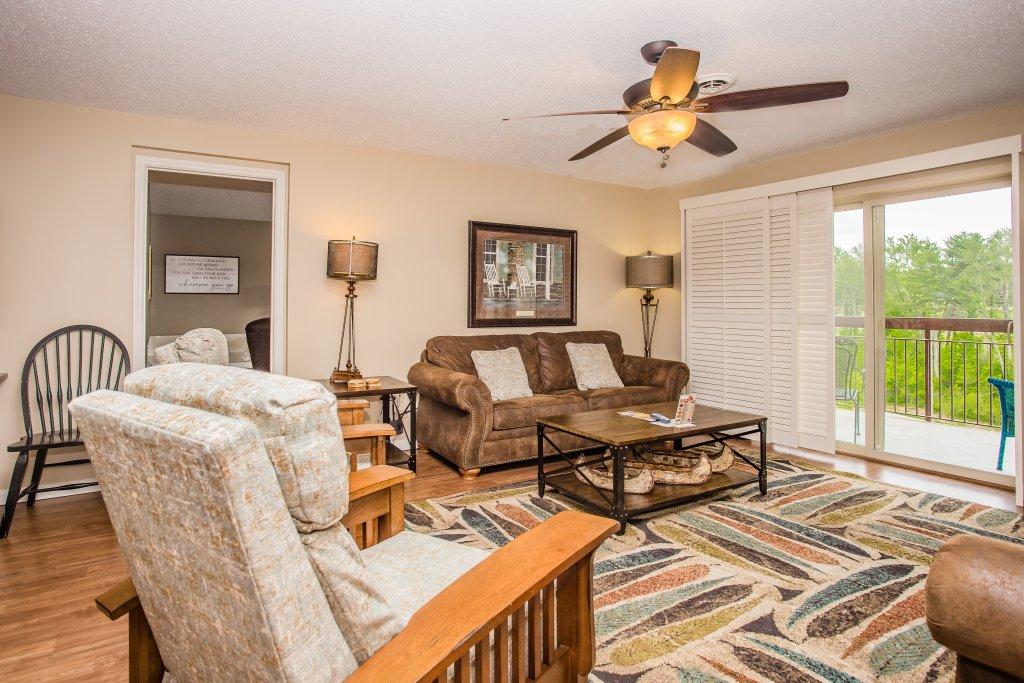 Photo of a Pigeon Forge Condo named Cedar Lodge 701 - This is the third photo in the set.