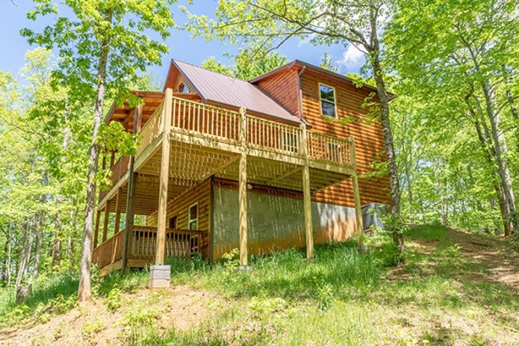 Photo of a Gatlinburg Cabin named Relaxation Ridge - This is the second photo in the set.