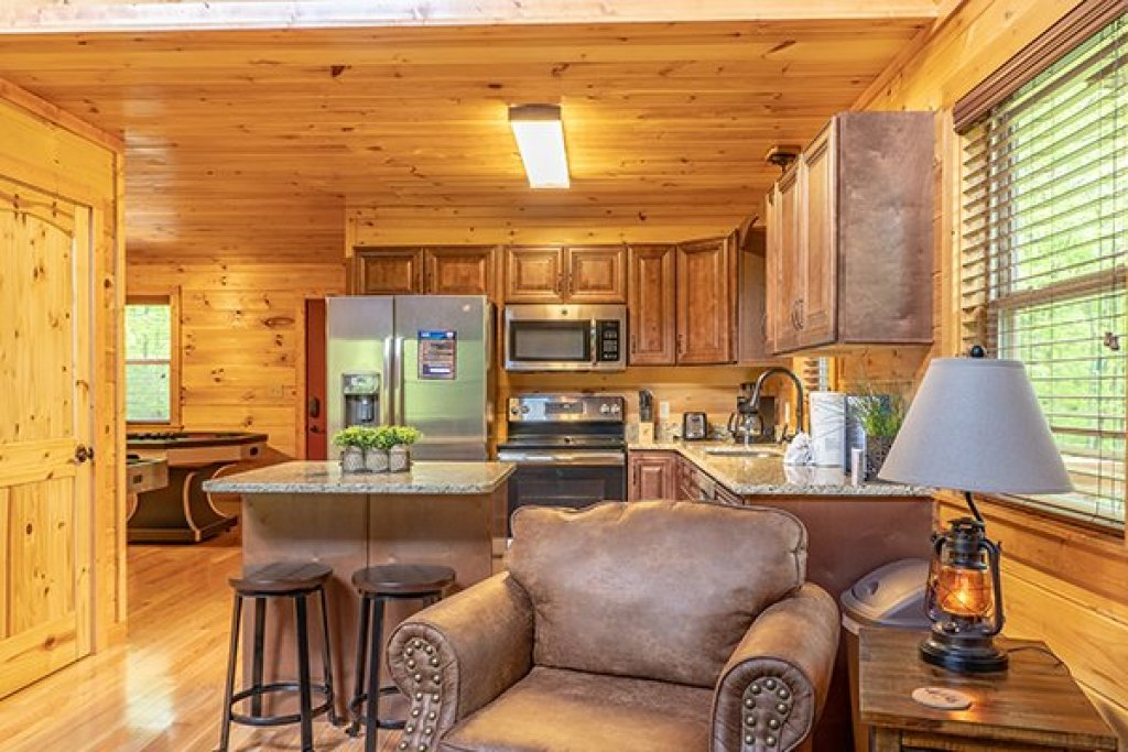Photo of a Gatlinburg Cabin named Relaxation Ridge - This is the sixth photo in the set.